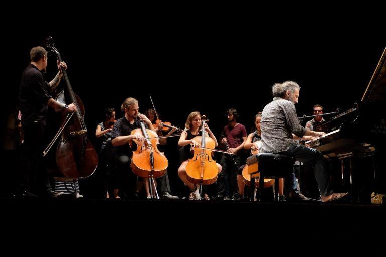 Bollani master class Livorno Music Festival