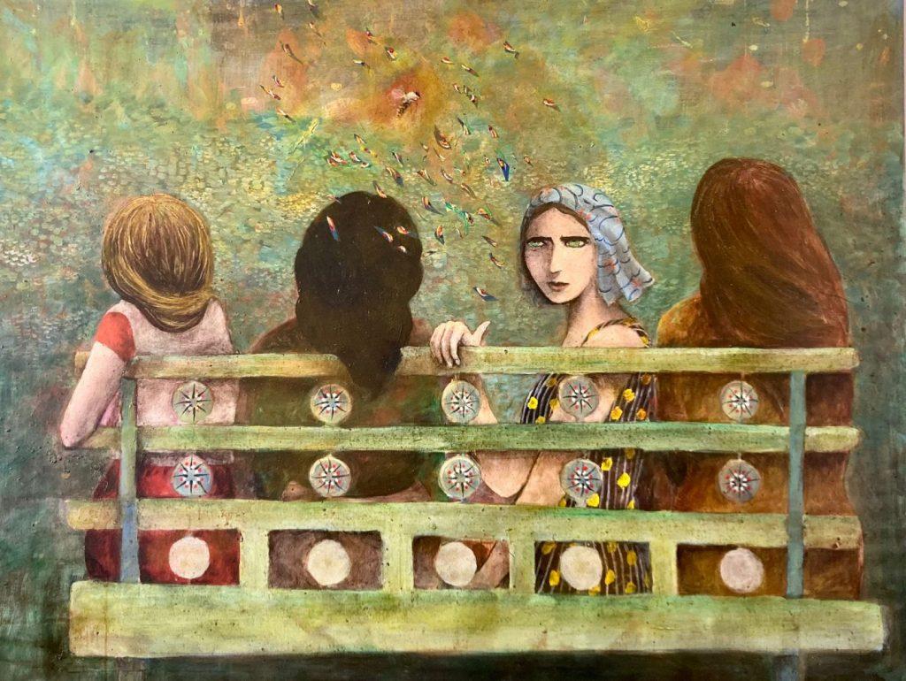 Animanti mostra Isabella Staino Livorno