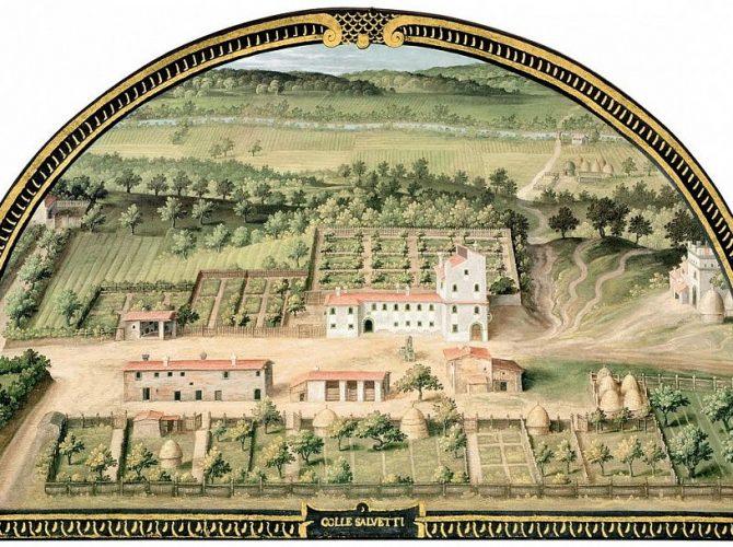 Villa Medicea Di Collesalvetti